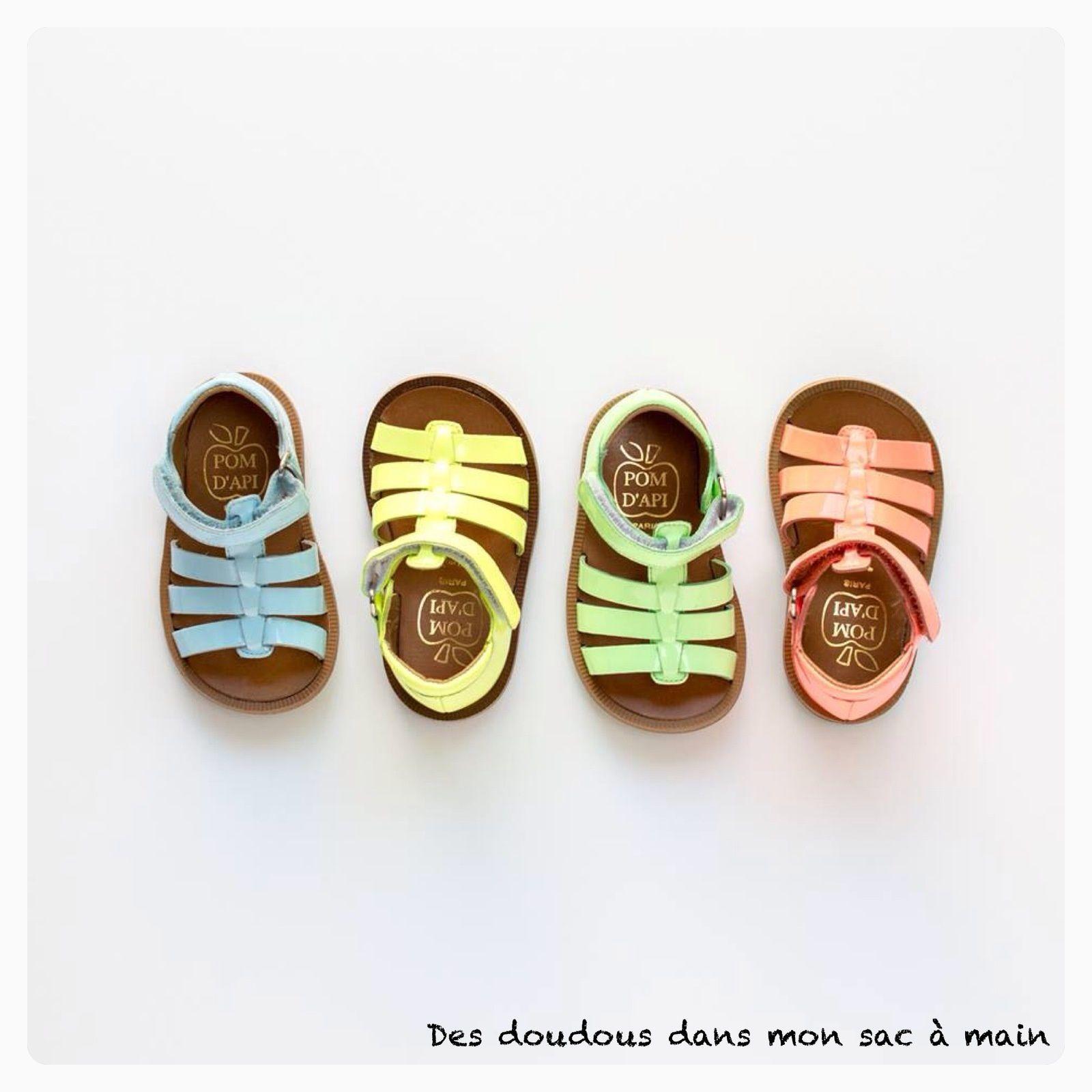 Des p'tits pieds bien chaussés