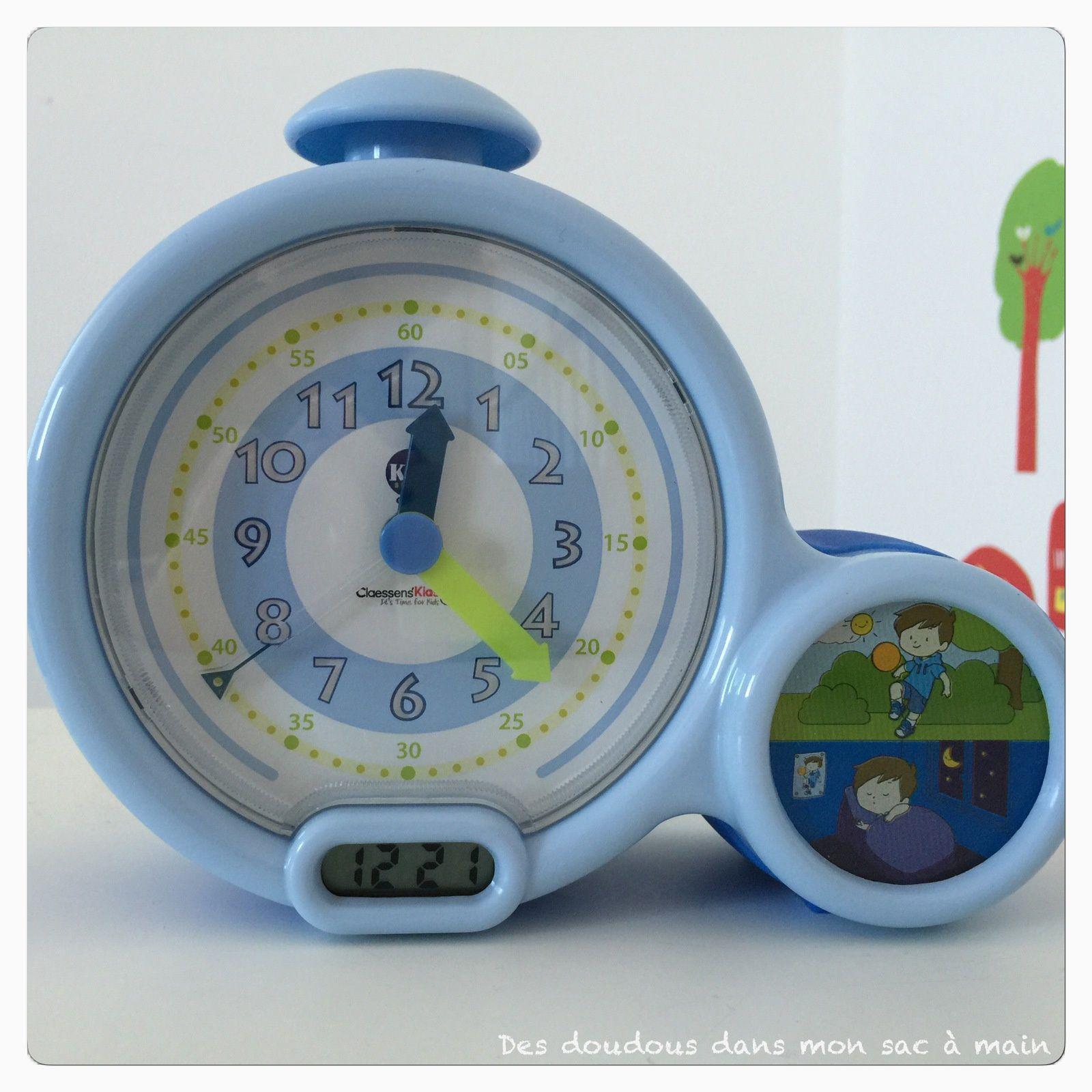 Mon premier réveil, Kid'Sleep Clock Famille mode déco