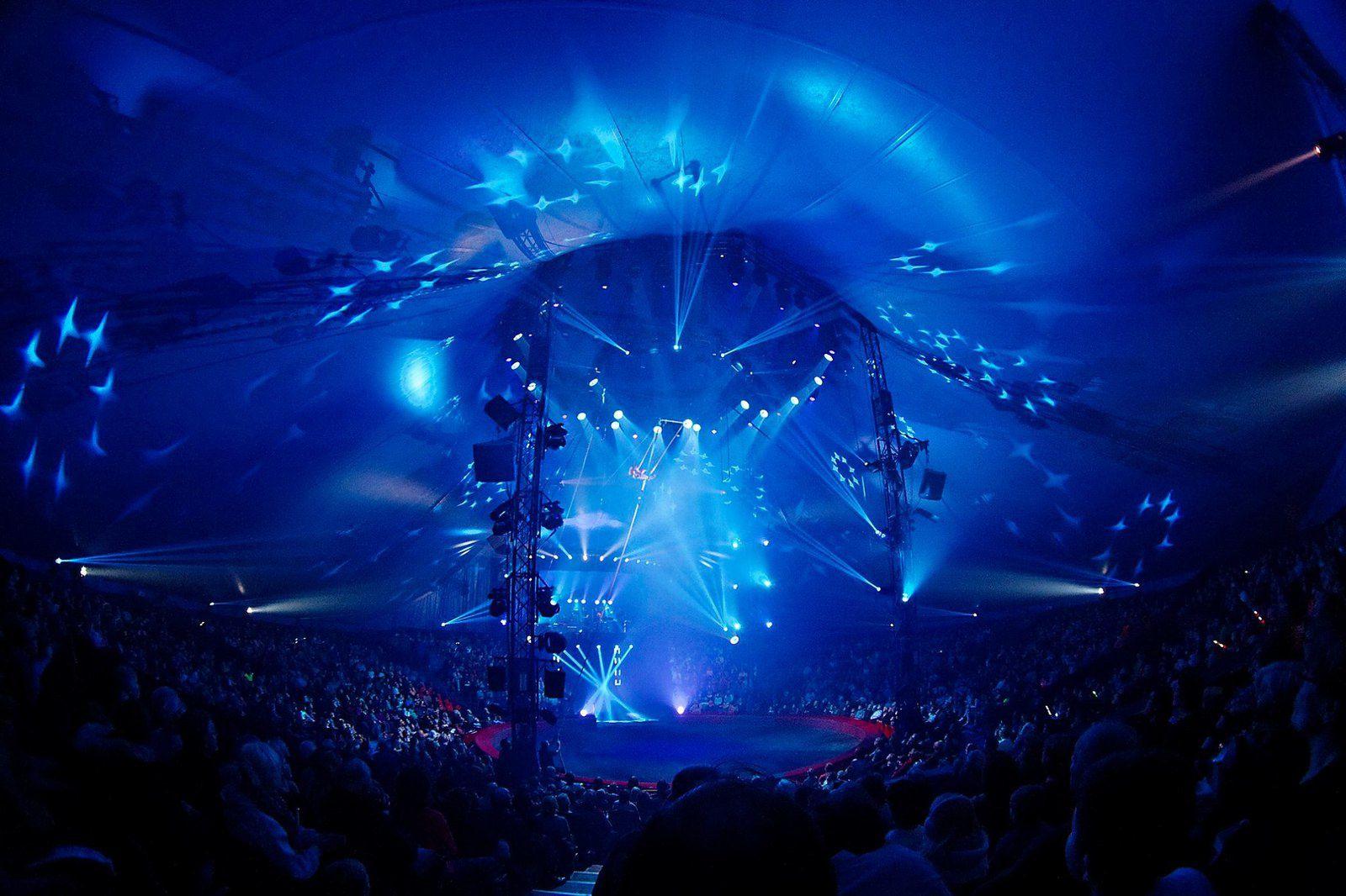 Le cirque Arlette Gruss fête ses 30 ans!