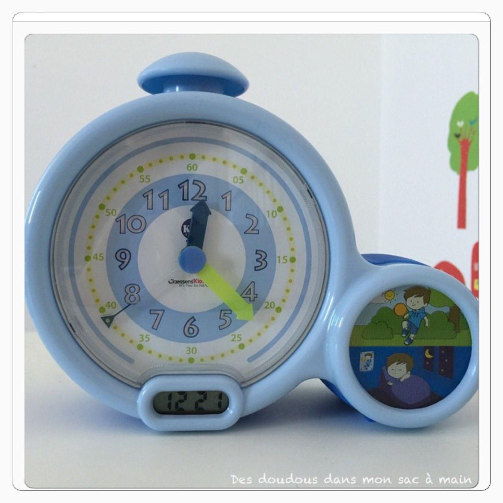 {Concours} Mon premier réveil Kid'Sleep Clock