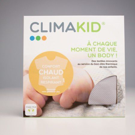 Climakid, ou le bien-être thermique de nos enfants