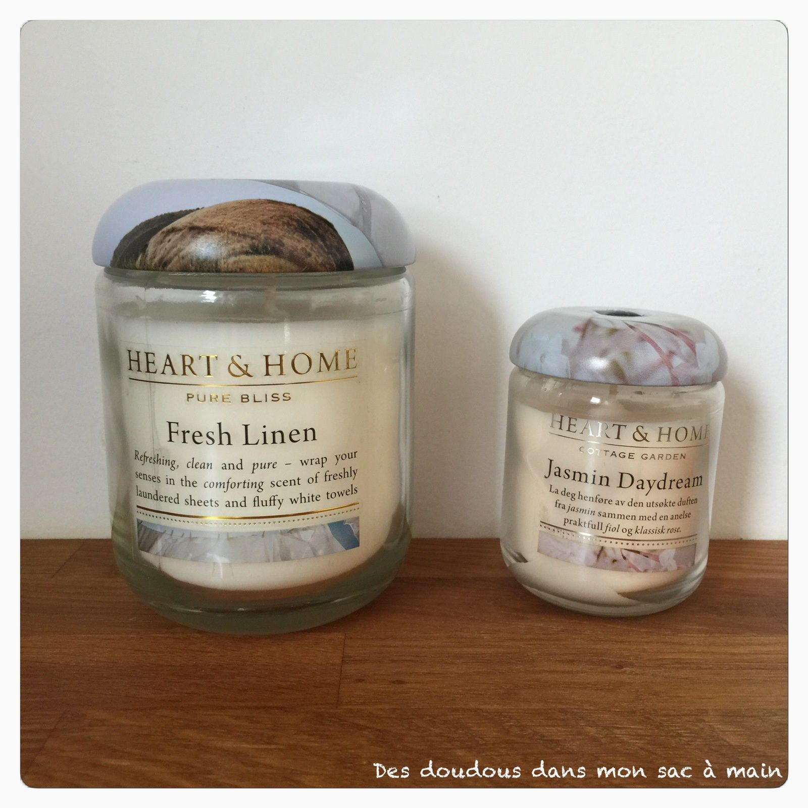 {Concours} {Test} Bougies Heart&amp&#x3B;Home