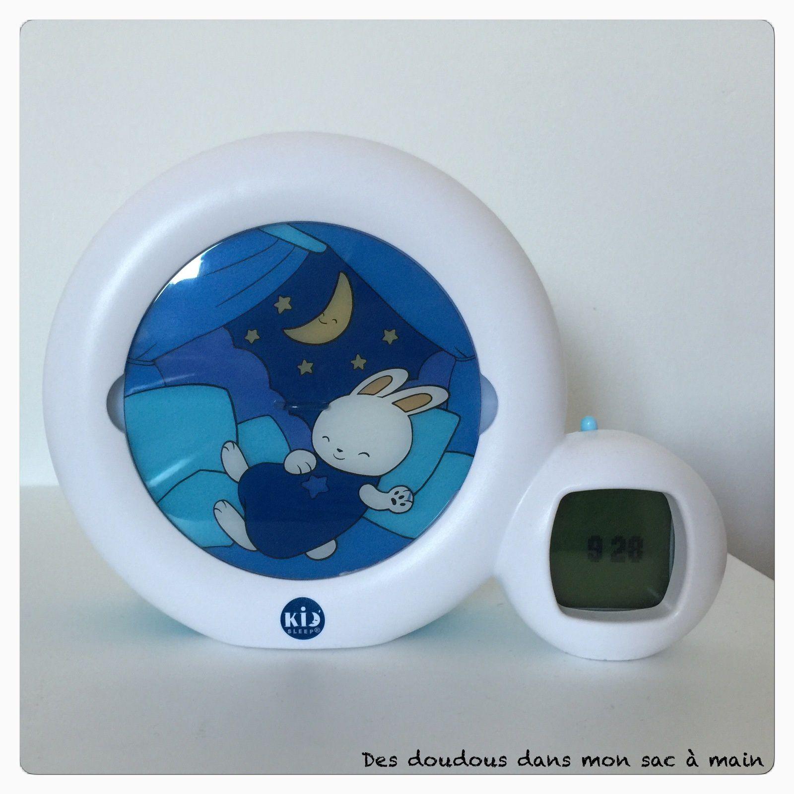 """{Concours} Indicateur de réveil Claessens'Kids """"Moon"""""""