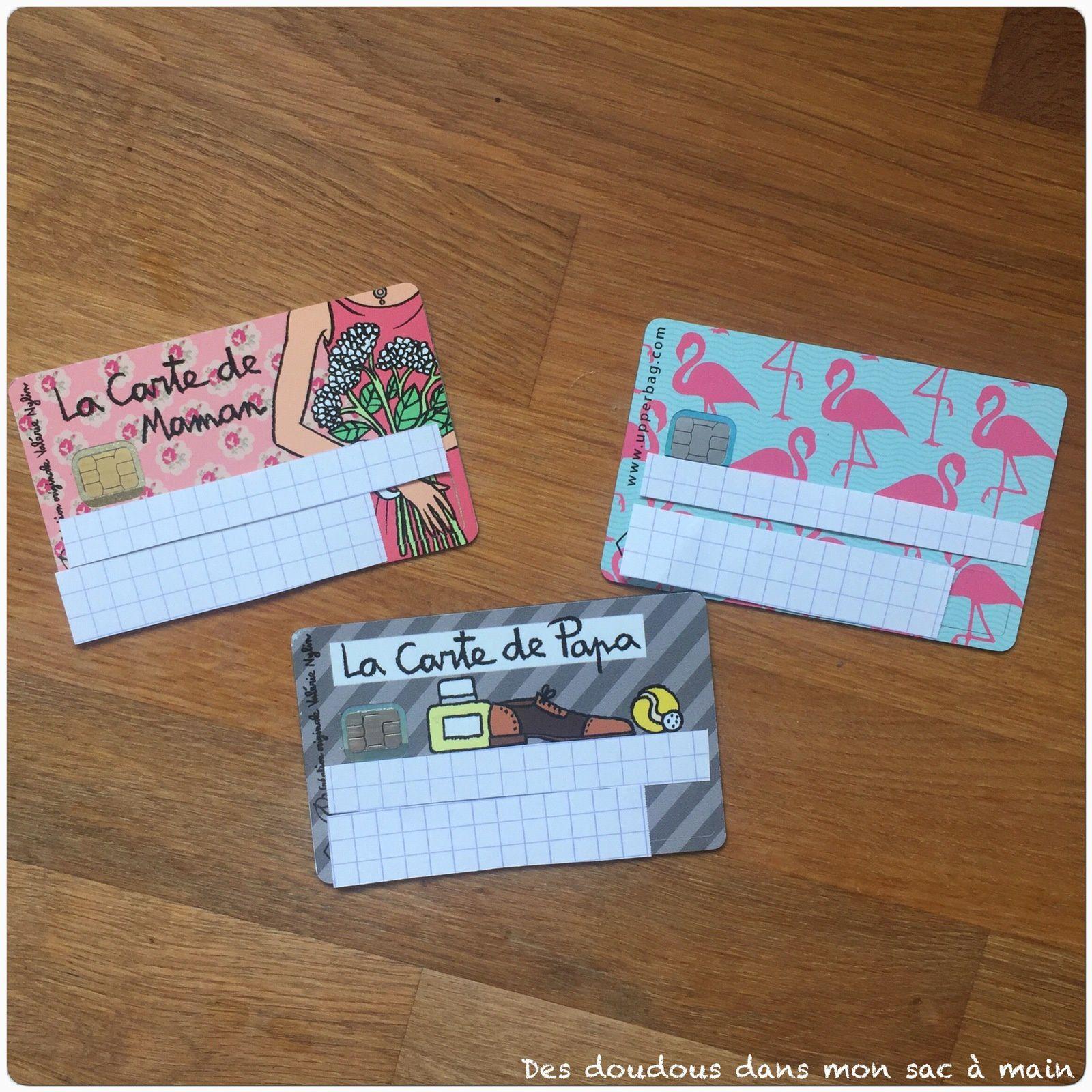 {Test} {Concours} Sticker pour carte bancaire Upper Accessoires