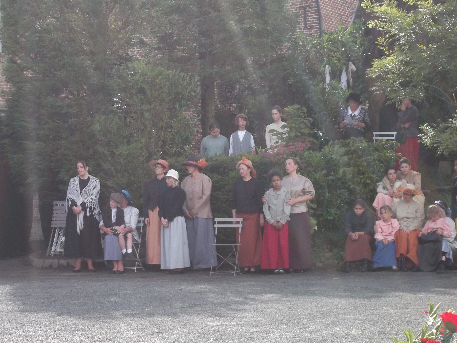 spectacle : le grand chambard