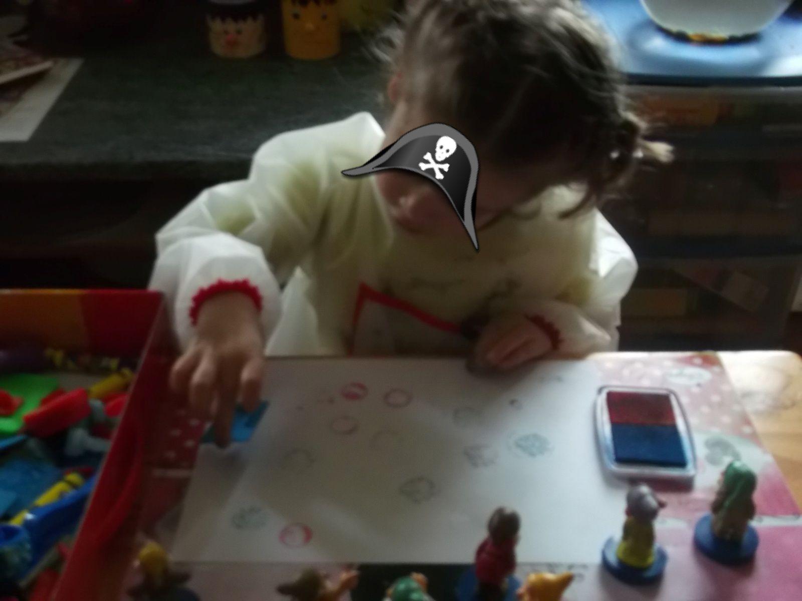 Les vacances de Charline (ma nièce) .. presque 4 ans