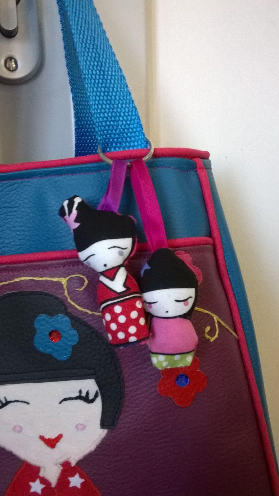 Un sac pour petite ou grande fille ..