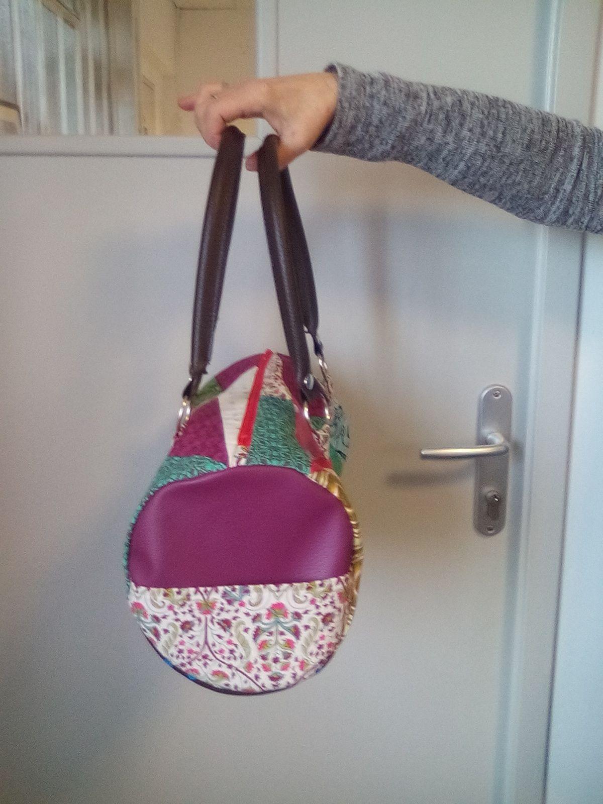 Vive les sacs en patchwork !!!
