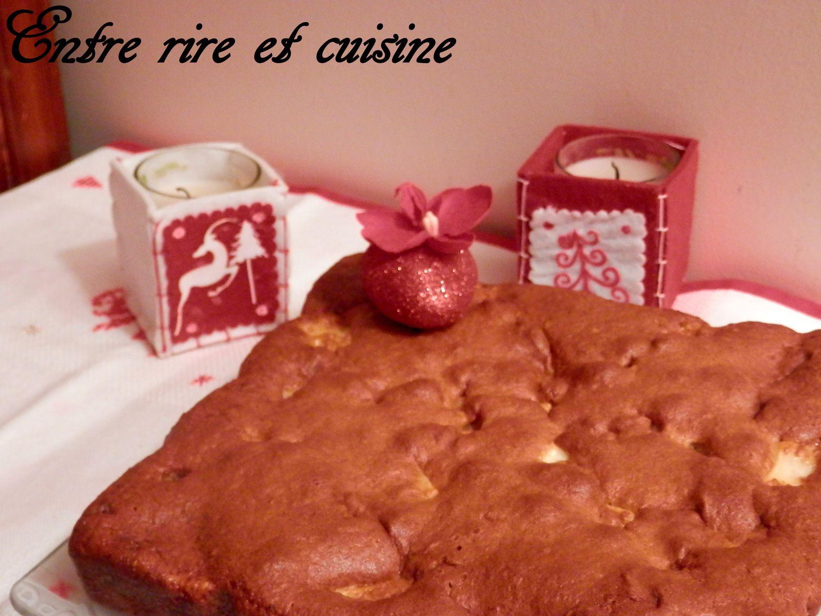 Gâteau Pommes et poudre de Noisettes {sans beurre}