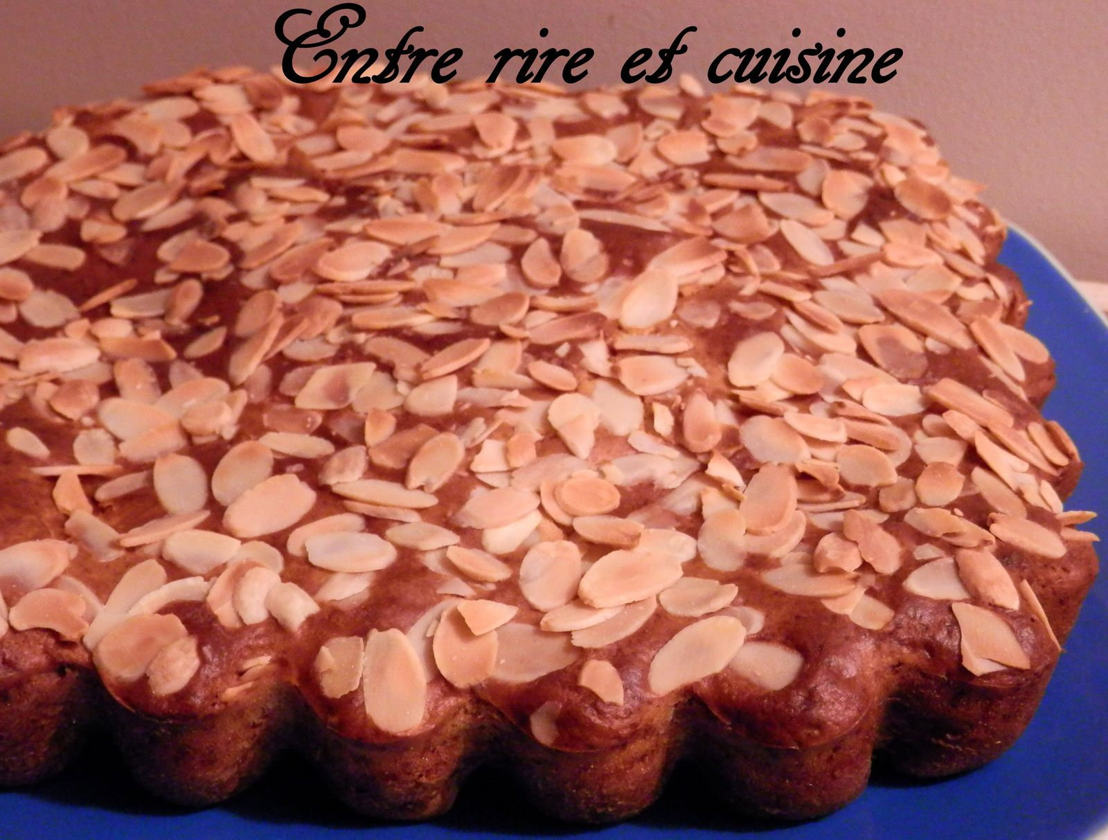 Gâteau aux Pommes et Ricotta {Bizcocho ricotta y manzana}