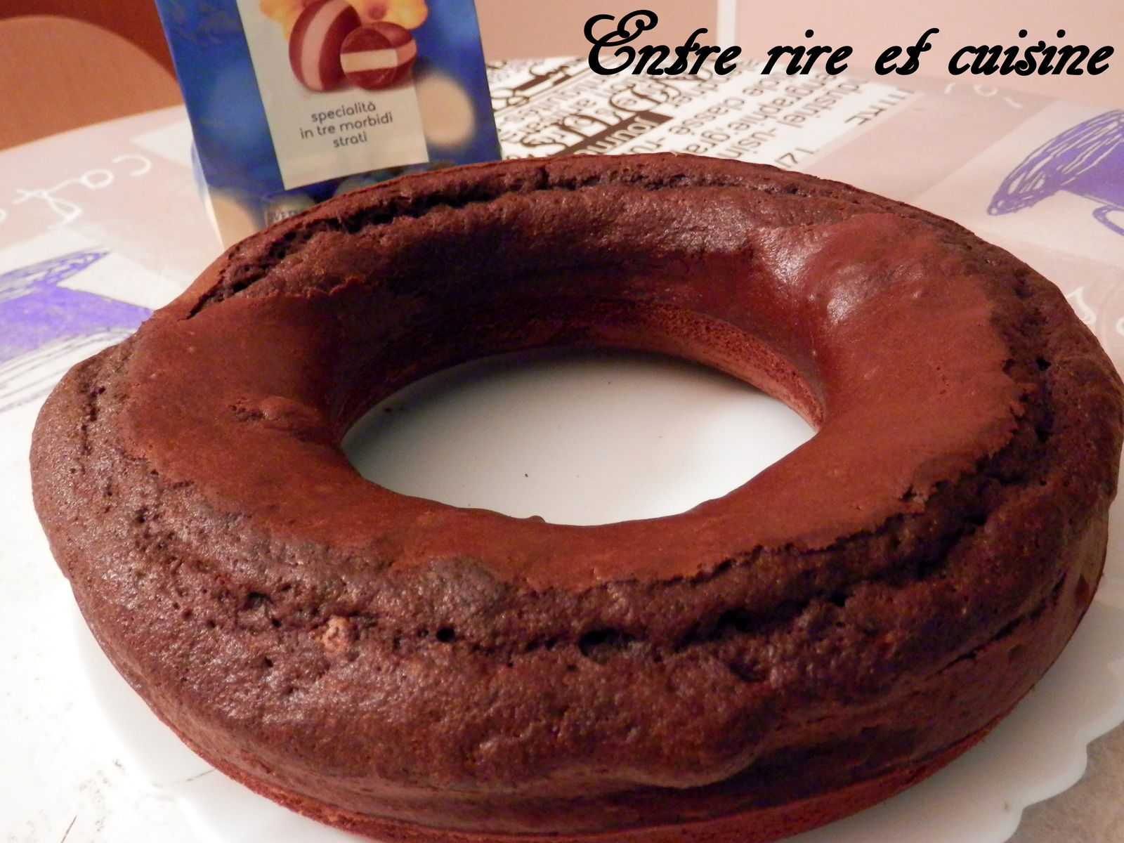 Couronne Cacao / Chocolat