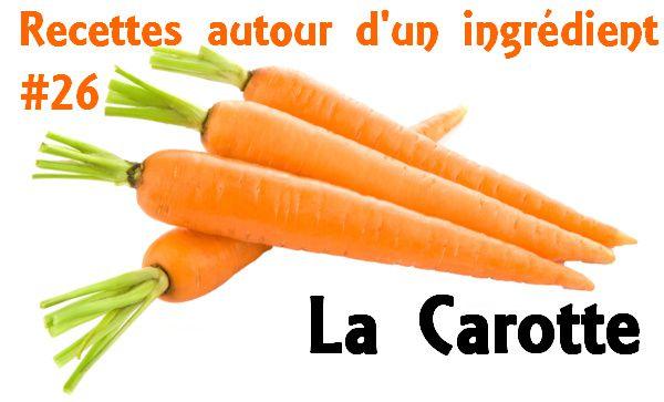 Quiche Boeuf/Carottes - Recette autour d'un ingrédient # 26