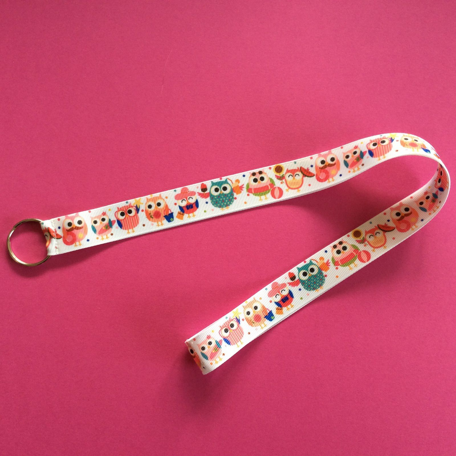 Porte-clefs, porte-badge