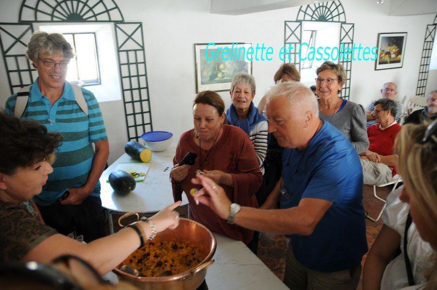 Autour de la Confiture de Courge Pleine de Naples à Saint Jean de Beauregard…