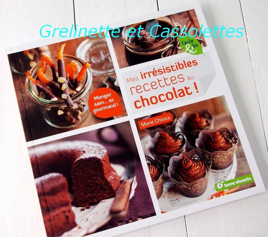 Mes irrésistibles recettes au Chocolat !