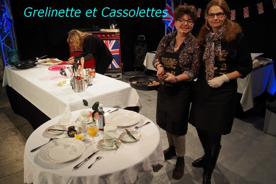 Full English Breakfast à l'Abbaye, part 1