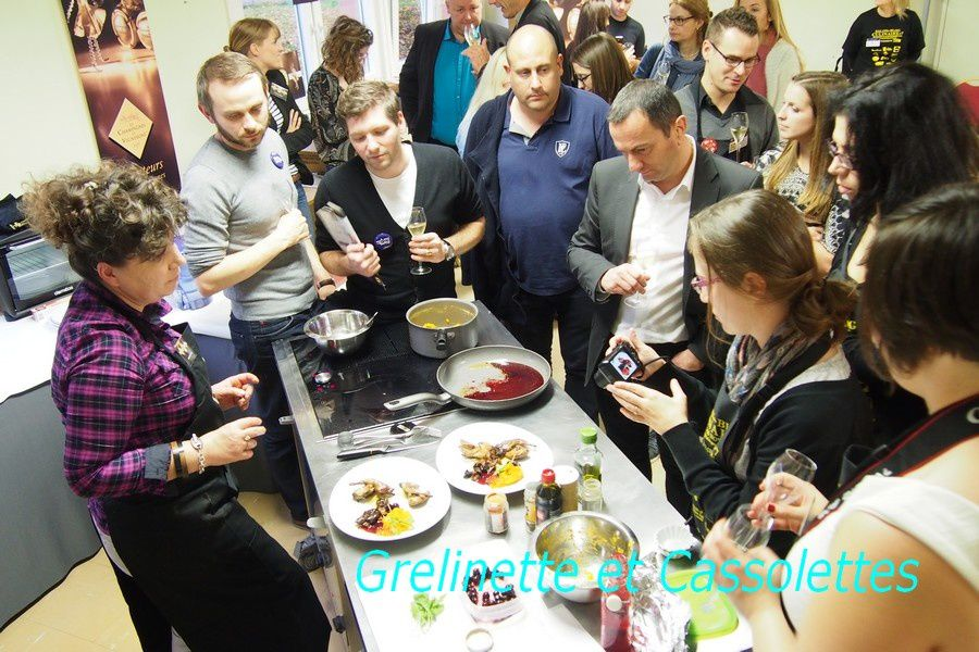 Cailles rôties à la crème de Courge Muscade et Champignons des Bois : trucs et astuces de la recette