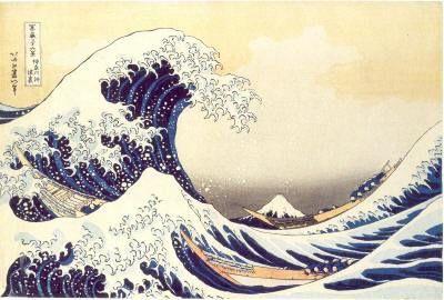 Le Thé Hokusai du Palais des Thés