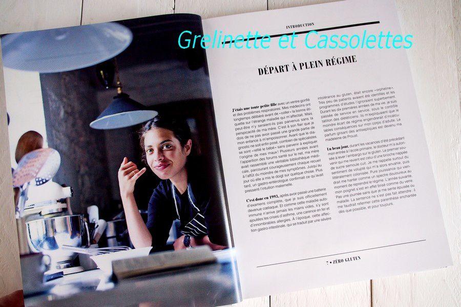 Zéro Gluten, la Cuisine de Jeanne B.