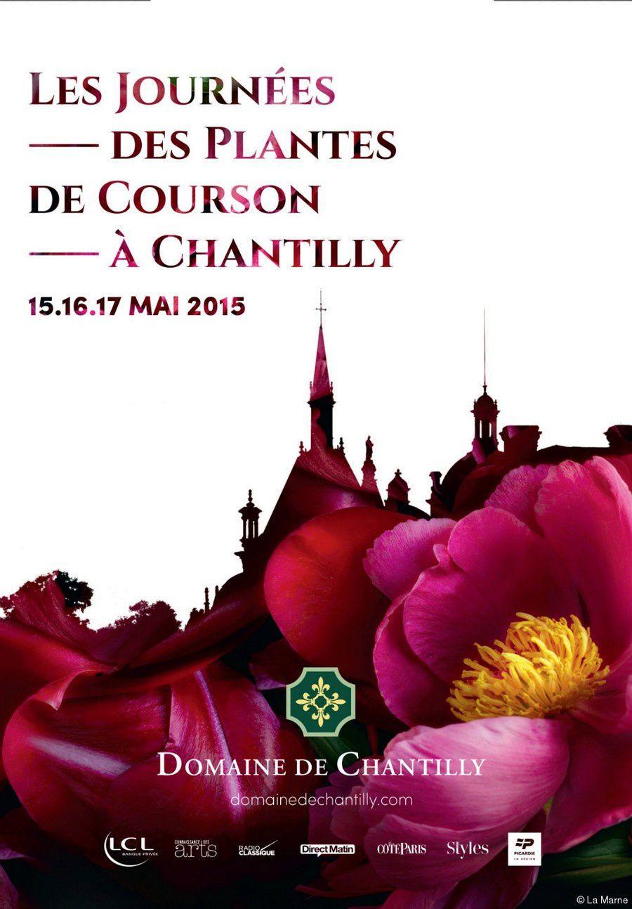 Qui veut Gagner ses Entrées à la Fête des Plantes de Courson Chantilly ?