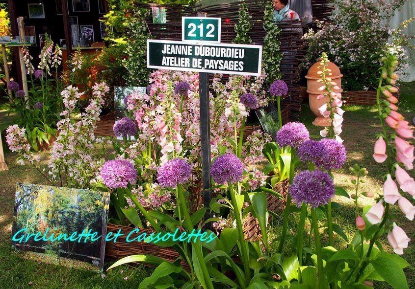 Les Journées des Plantes de Courson à Chantilly : la Transmisson