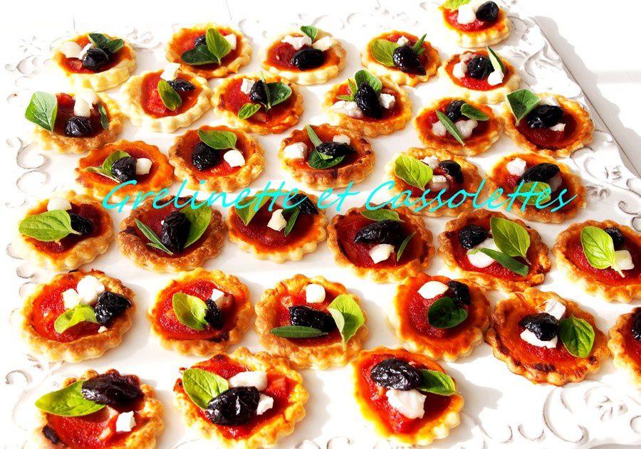 Pizzettes Express