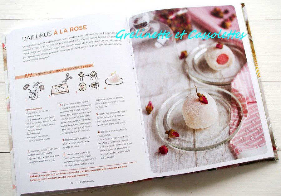 Mochi Mochis, Douceurs made in Japan