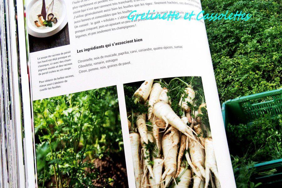 Ma Cuisine de Légumes d'Automne et d'Hiver, Meret Bissegger