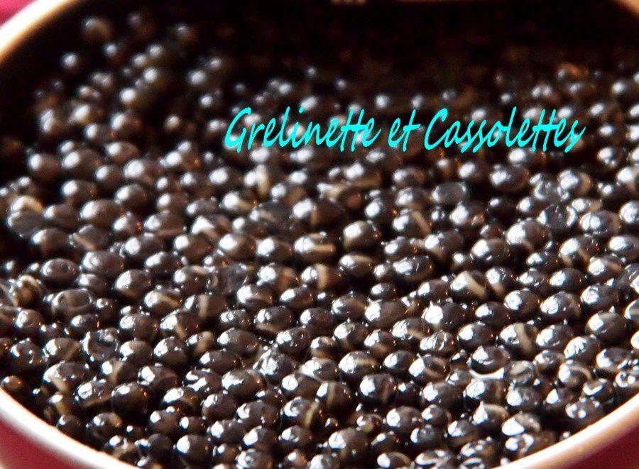 Caviar de Neuvic pour la Saint Valentin...