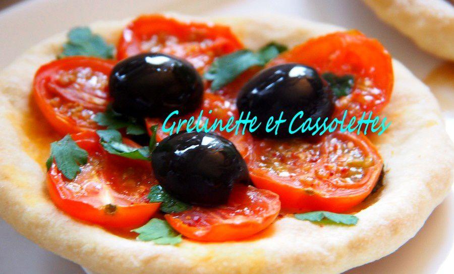 Pâte à l'Huile d'Olive et Tartelettes à Emporter