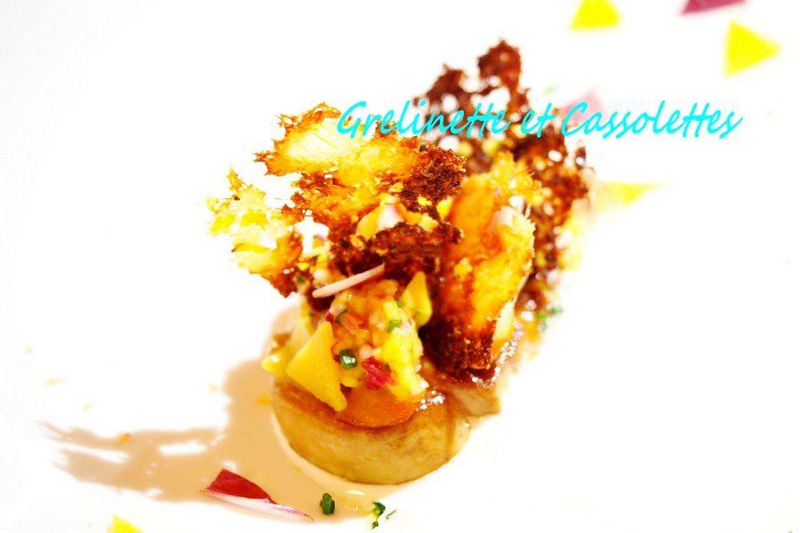 Foie Gras au Haddock, Défi Créatif Omnivore 2016 et idée pour Pâques ?