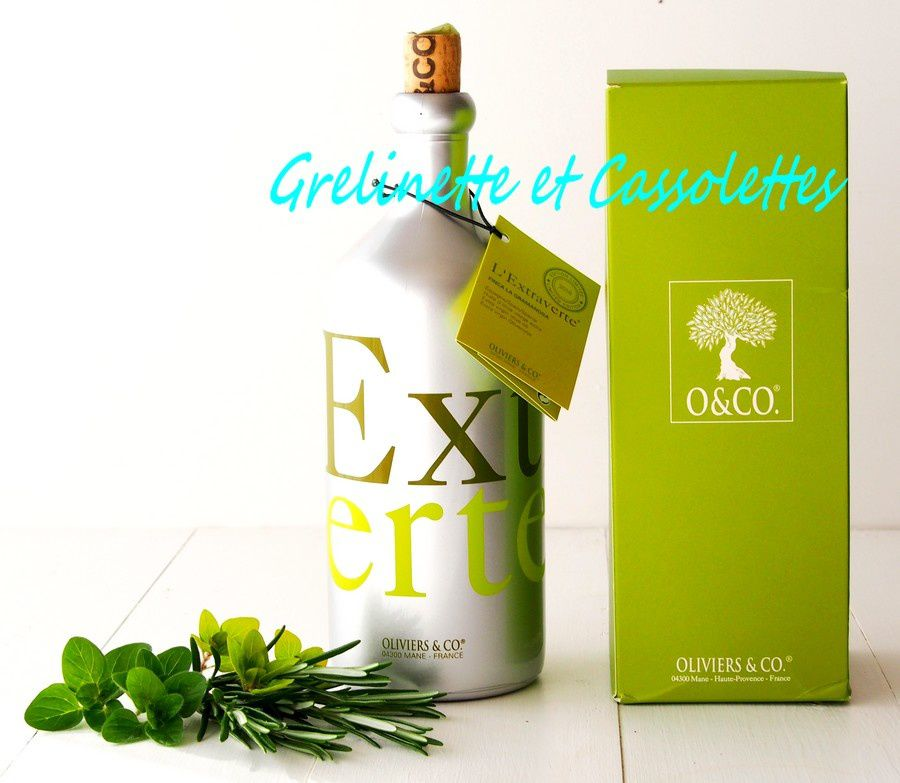 Extra Verte d'Olivers & Co