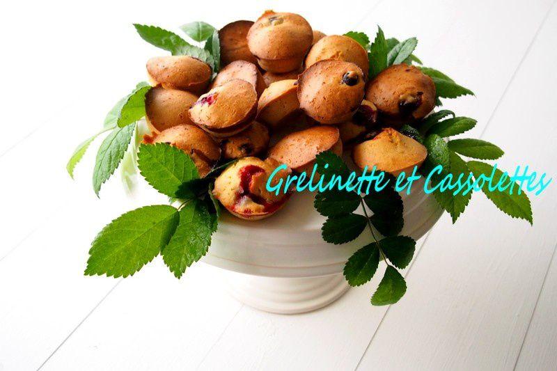 Muffins Romarin Caseilles