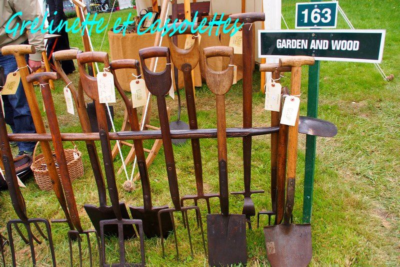 Les Outils Anglais Anciens de Green and Wood