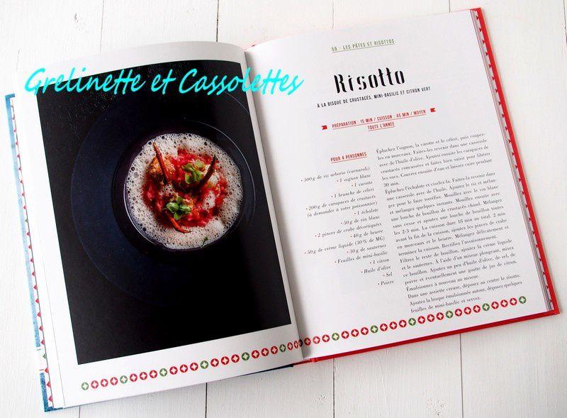 L'Italie de Denny Imbroisi, 45 recettes d'un Italien à Paris