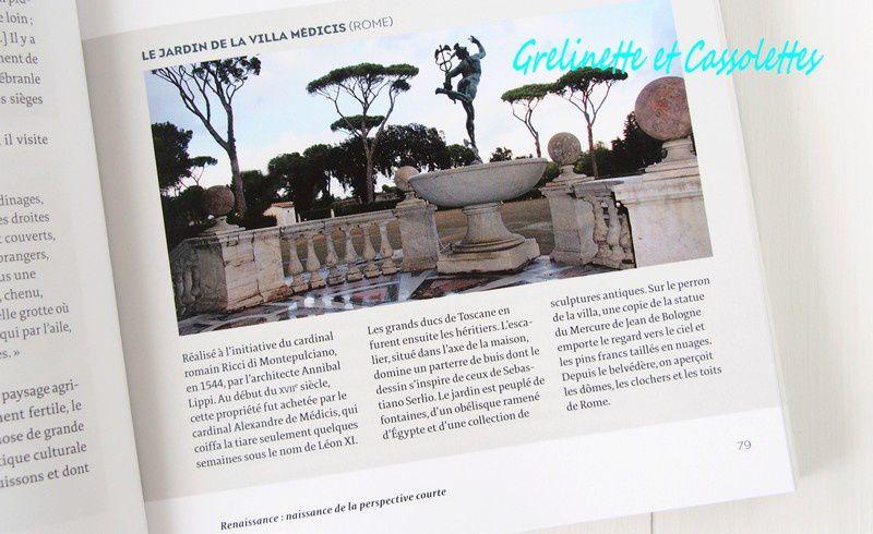Le Jardin de la Villa Médicis (Rome)