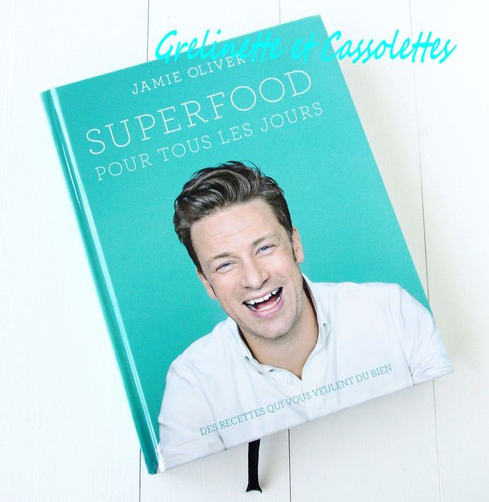 Super Food de Jamie Oliver