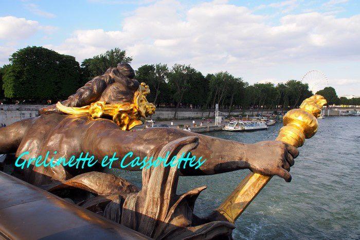 Le Grandiose Pont Alexandre III