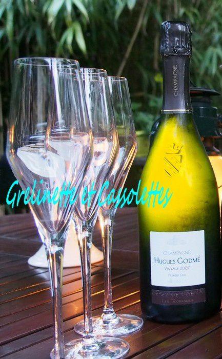 Champagne en Biodynamie Hugues Godmé, Vigneron Indépendant