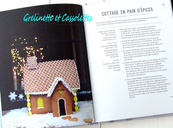 Merveilleux Pain d'Epices, Gingerbread Wonderland