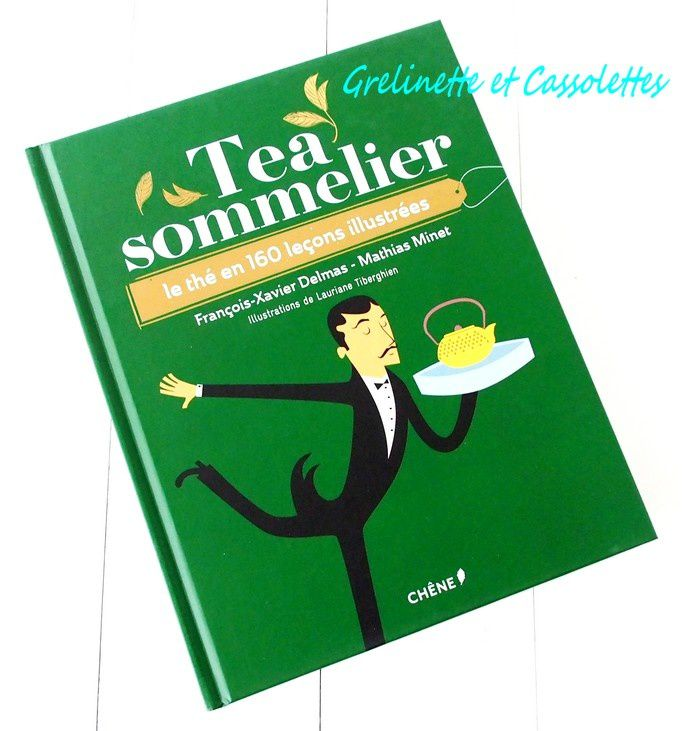 Tea Sommelier, François-Xavier Delmas et Mathias Minet
