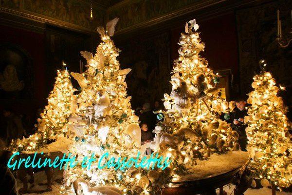 Vaux le Vicomte : la Magie de Noël #Onceuponatime #Ilétaitunefois