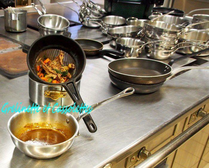 Idées pour les Fêtes : sublimer un Plat avec une Sauce, Jus réduit express