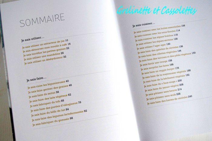 Cuisine Veggie, Les Savoir Faire, Clémence Catz