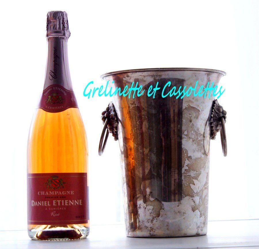 Le Champagne Rosé... Les Champagnes de Vignerons...