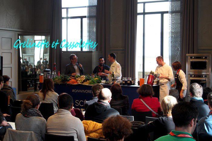 Romain Meder Chef du Plazza Athénée et Mehdi Redjil Maraîcher du Potager de la Reine