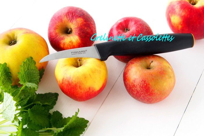 Tarte Amandine Pommes Caseilles