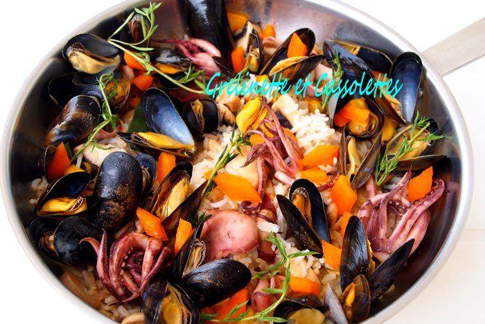 One Pot Paella