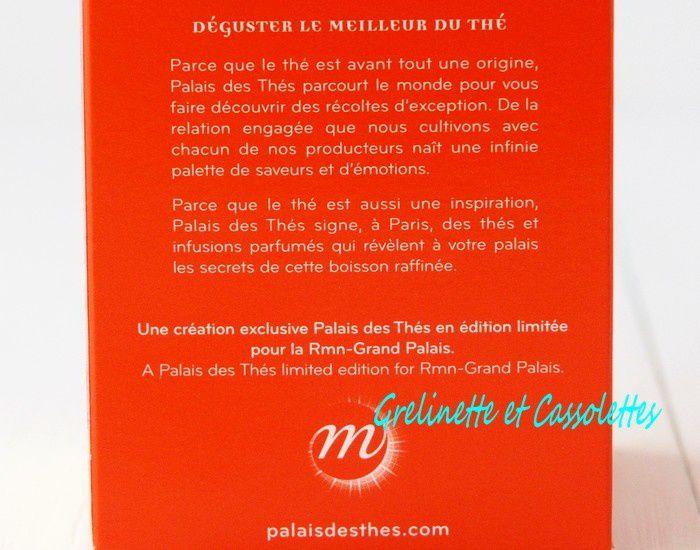 Le Thé Gauguin du Palais des Thés