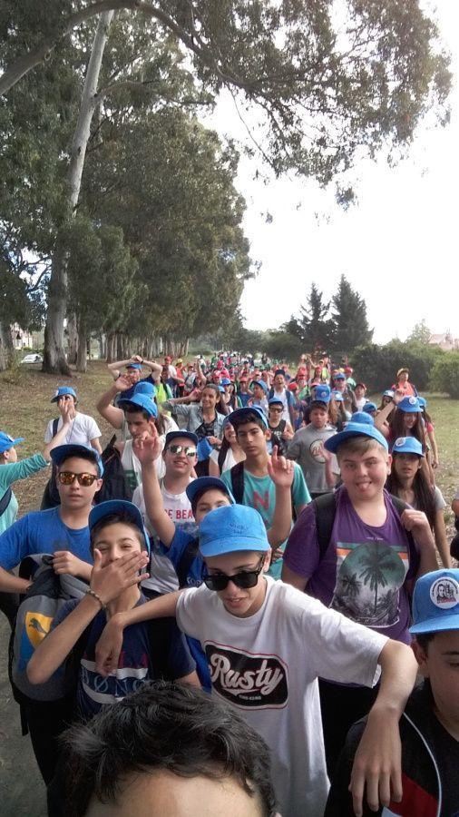 ARGENTINA : Camp de jeunes à Tandil